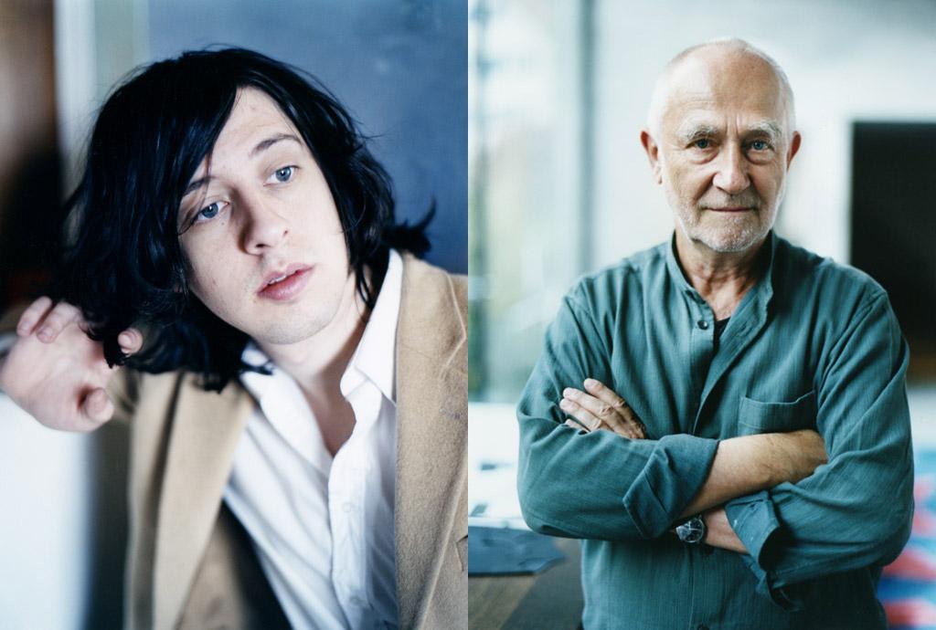 Adam Green Musiker und Peter Zumthor Architekt – Tom Haller Zürich