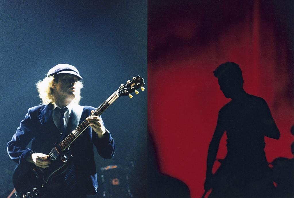 Angus Young Musiker und David Bowie Musiker – Tom Haller Zürich