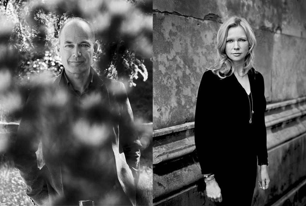 Bertrand Piccard Flugpionier und Veronica Ferres Schauspielerin – Tom Haller Zürich