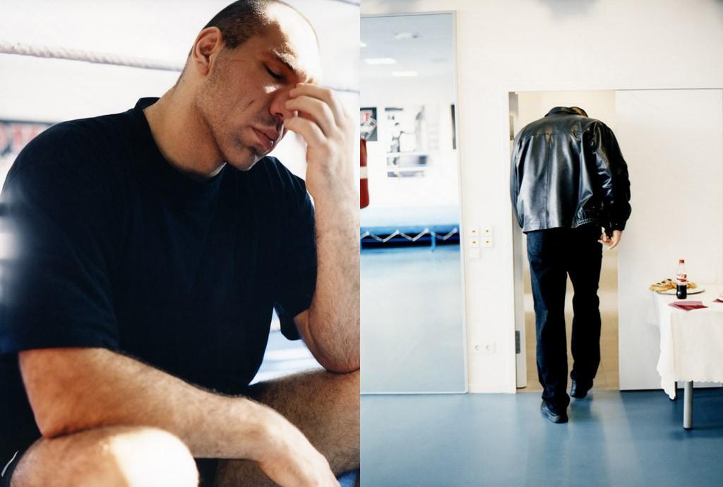 Nikolai Valuev Boxer – Tom Haller Zürich